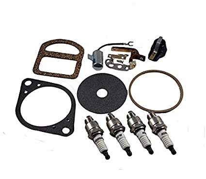 Amazon Com Ford 2n 8n 9n Tractor Ignition Tune Up Kit With Spark
