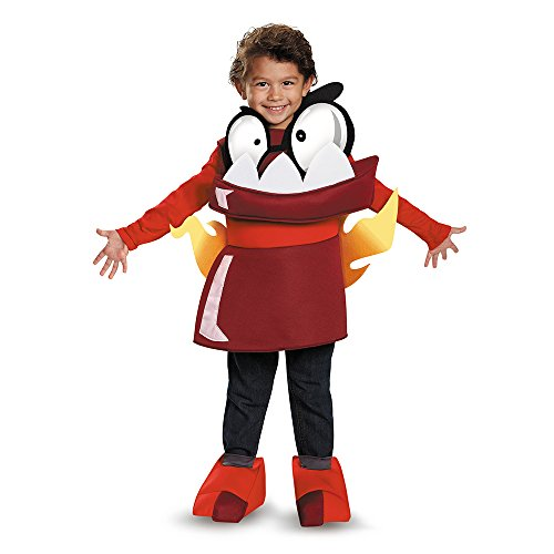 Disguise Infernite Zorch Toddler Costume, Large (4-6) for $<!--$14.99-->