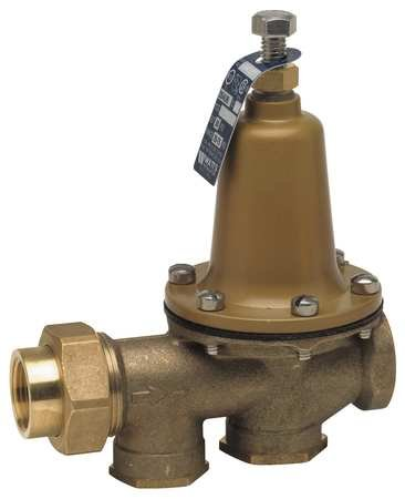 (Water Pressure Reducing Valve, 1 In.)
