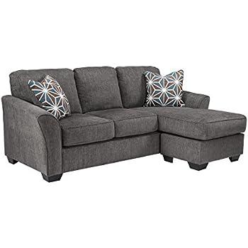 Amazon Com Benchcraft Brise Contemporary Sofa Chaise