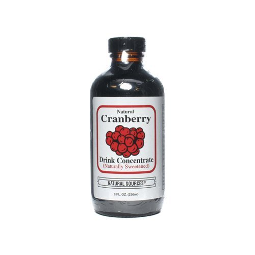 Natural Sources Concentrate Cranberry 8 oz ( Multi-Pack)
