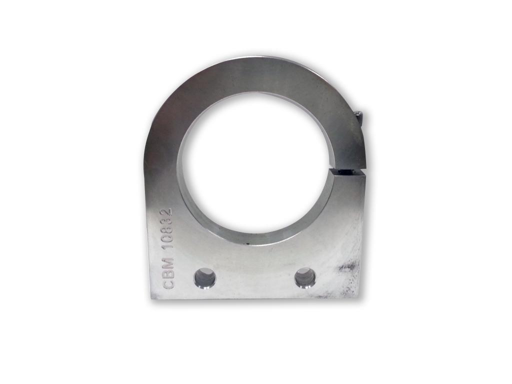 CBM Motorsports - cbm-10832 Billet Universal Clamp 2.25 Inch Diameter