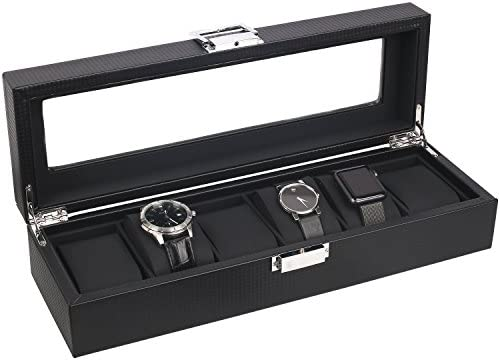 Mantello 6 Watch Carbon Fiber Design product image