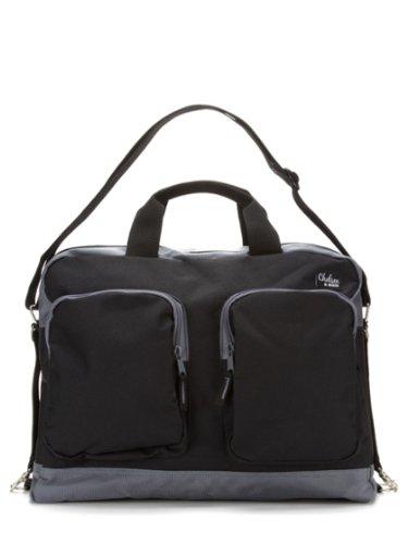 Chelsea & Main Traveler Diaper Bag ~ Black