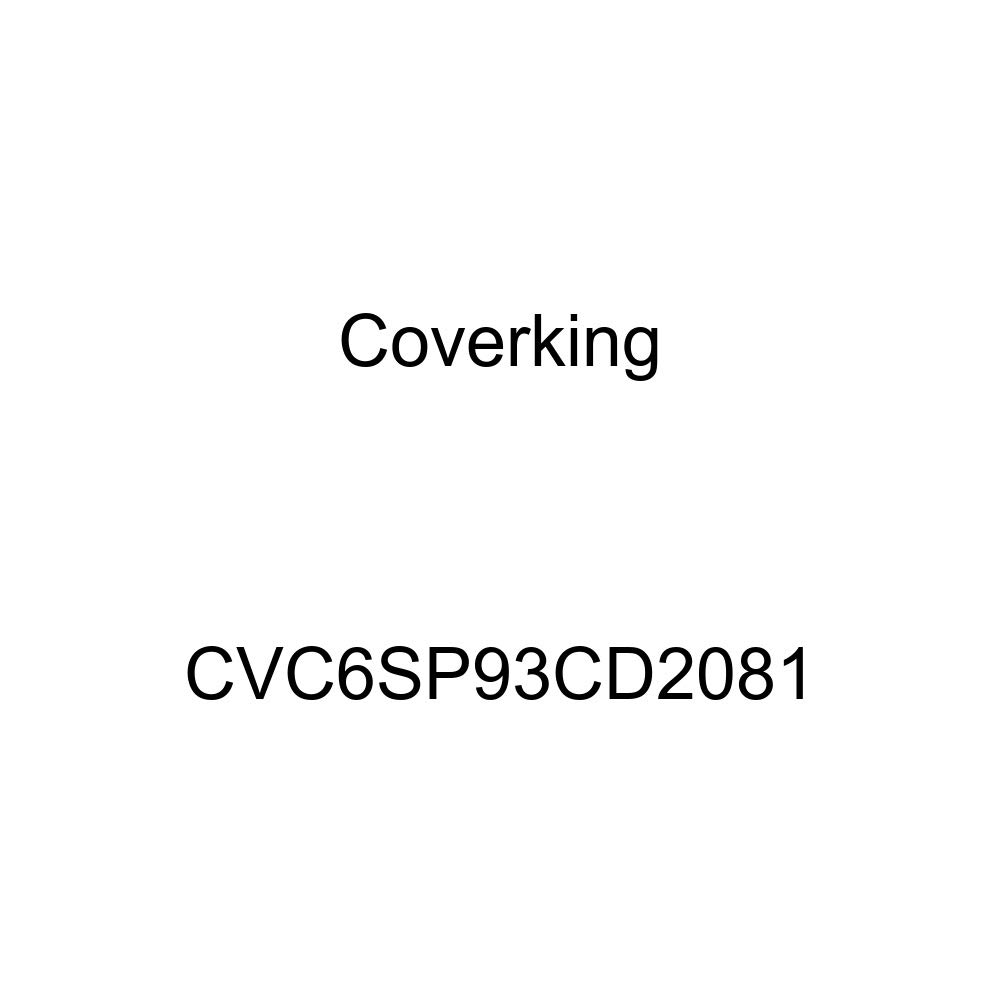 Coverking CVC6SP93CD2081 Yellow Stormproof Custom Vehicle Cover