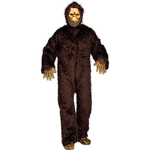 Bigfoot Costume - Standard - Chest Size -