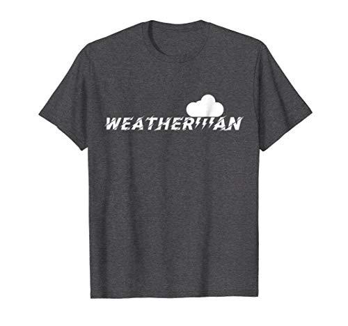 Weatherman Meteorologist Lazy Halloween Costume Funny
