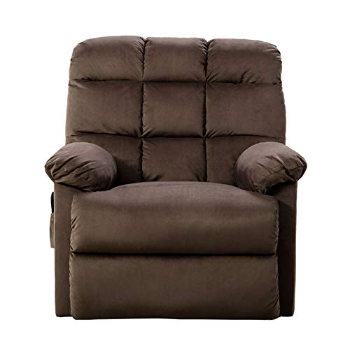 Rabinyod Bulan Power Lift Recliner Chair with Over Stuffed Armrest and Comfort Broad Backrest (Lounger Massage Body Chair Full)