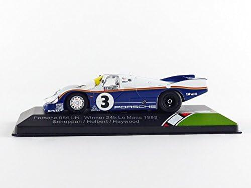 1:43 CMR Porsche 956 LH Winner Le Mans 1983 Rothmans with Decals