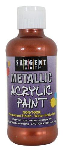 Sargent Art 25 2394 8 Ounce Metallic