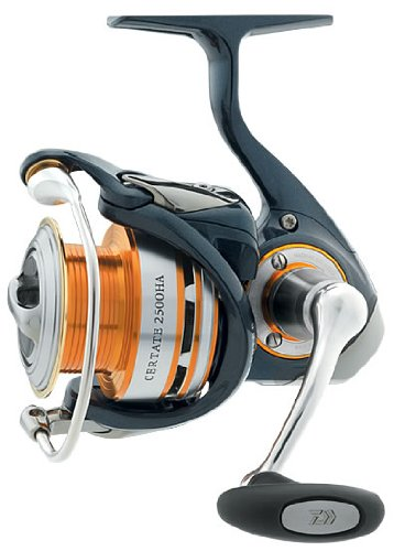 22eb57d9869 Daiwa Certate 3000 HA Mag Sealed Spinning Reel: Amazon.co.uk: Sports &  Outdoors