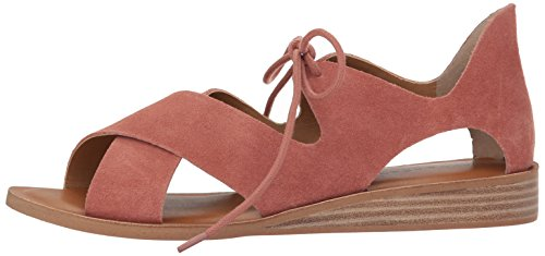 Lucky Brand Women's Hafsa Flat Sandal, Canyon Rose, 7.5 M US by Lucky Brand (Image #5)