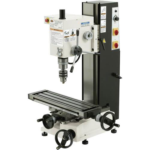 Cheap SHOP FOX M1110 6-Inch by 21-Inch Variable Speed Mill and Drill