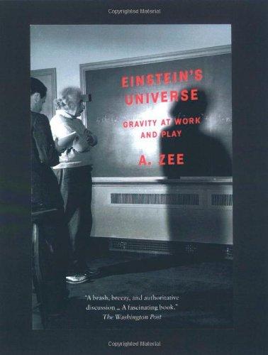 Einstein's Universe: Gravity At Work And Play