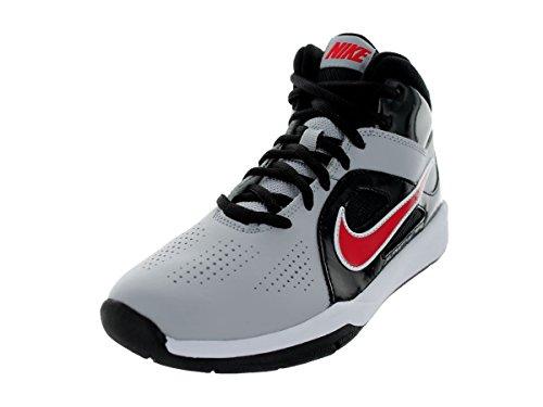 Nike - Zapatillas para niño Black/Red/Grey