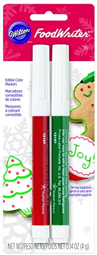 Wilton Holiday Foodwriter set of 2]()