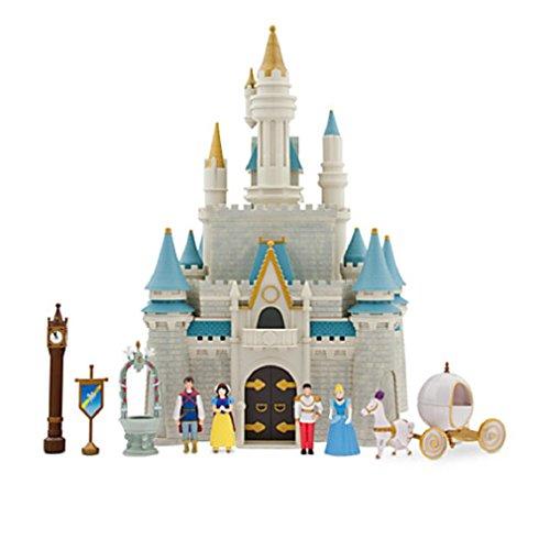 Disney - Cinderella Castle Play Set - Walt Disney World - New in Box