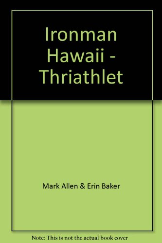 Ironman Hawaii - Thriathlet - Ironman Allen Mark