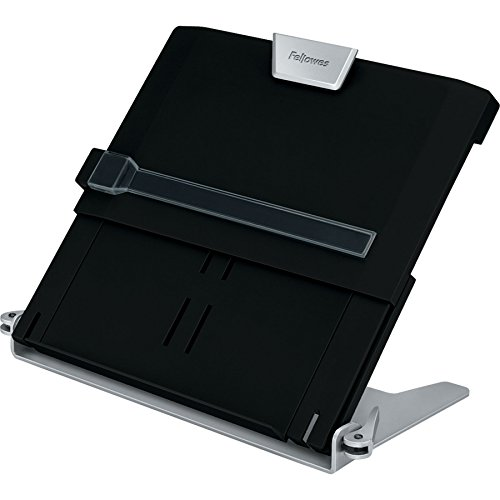 - Fellowes 8039401 Prof Series in-Line Document Holder