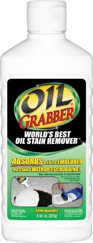 Krud Kutter OG08 Oil Grabber Stain Remover, 8-Ounce