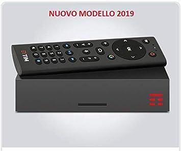 Tim Box decodificador Receptor Digital terrestre DVB-T2 TIM visión Android HDMI 4K 2 GB 32 GB: Amazon.es: Electrónica
