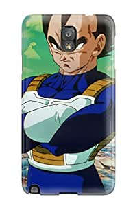 Special Kyle Fitzgerald Skin Case Cover For Galaxy Note 3, Popular Dbz Vegeta Phone Case