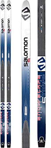 Salomon Snowscape 5 XC Skis Mens Sz L by Salomon