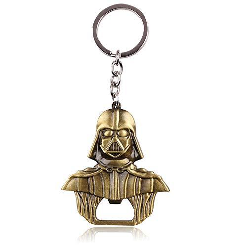Compra ZMDA Abrebotellas Star Wars Darth Vader Aleación ...