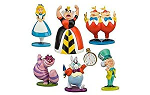 Alice In Wonderland Cake Toppers Amazon