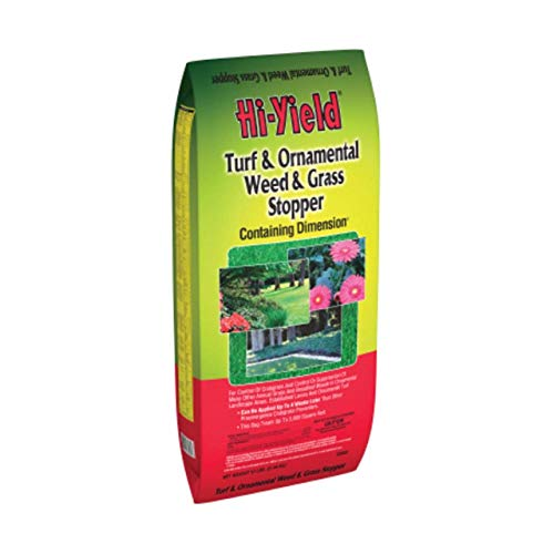 VPG 33031 Turf-Ornamental Weed and Grass Stopper, 35-Pound