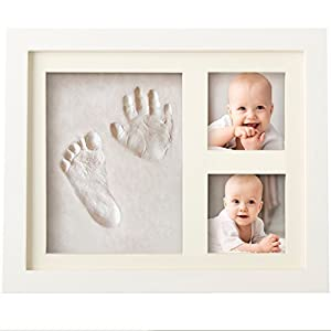 Baby Handprint and Footprint Makers Kit Keepsake For Newborn...