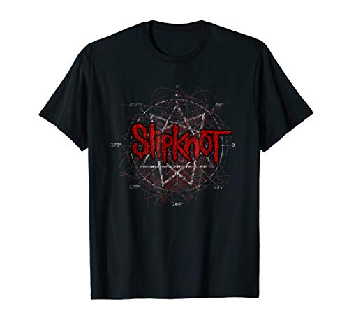 Slipknot Scribble Star Logo -