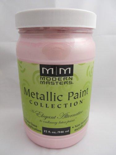 Me709-32 32oz Pink Pearl Metallic Paint (Pearl Metallic Spray)