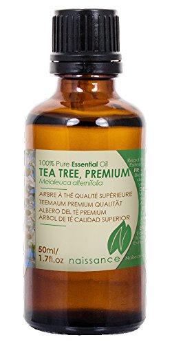 Teebaumöl (Premium Qualität) - 100% naturreines ätherisches Öl - 50ml