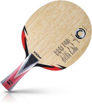 新しいXiom Hayabusa ZテーブルテニスShake Hand Racket / Paddles /ブレードFLタイプ B00MP6TN5K