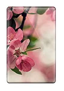 New Arrival Ipad Mini Cases Peach Flower Cases Covers