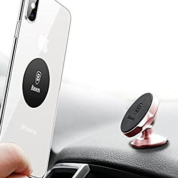 Mount Metal Plate With Adhesive For Magnetic Cradle Replacement Adhesive Metal Plate For Car Mount Magnet Holder Compatible With Magnetic Mounts 10 Pack Rectangle And Round Black Red QQ Smart Digital 4351582696