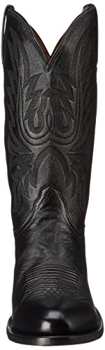 Pictures of Lucchese Bootmaker Men's Carso-Blk Lonestar 5