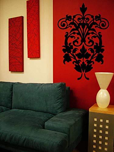 Wiederverwendbare Schablone Barock Ornamente A3 A4 A5 & größere Größen, Größen, Größen, moderner Stil   B4, Selbstklebende Folienschablone, S Größe - 70 x 100 cm, 27.6 x 39.4 in B07M93VL85 | München Online Shop  5cf350