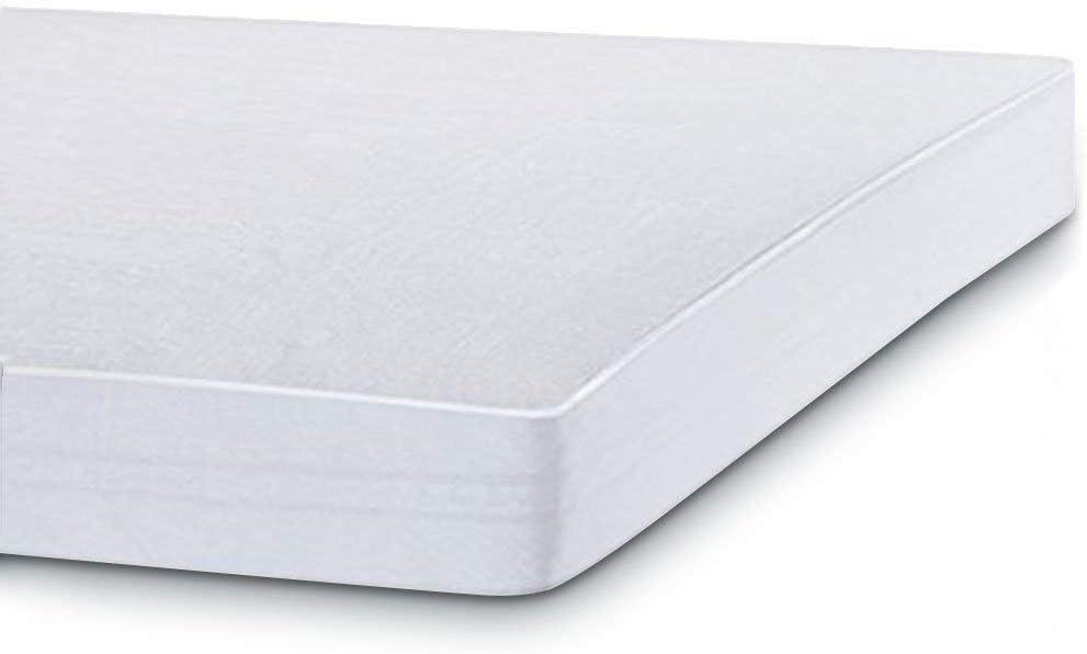 Bedecor Protector de colchón,Tencel Impermeable,Transpirable 150 x 190/200 cm