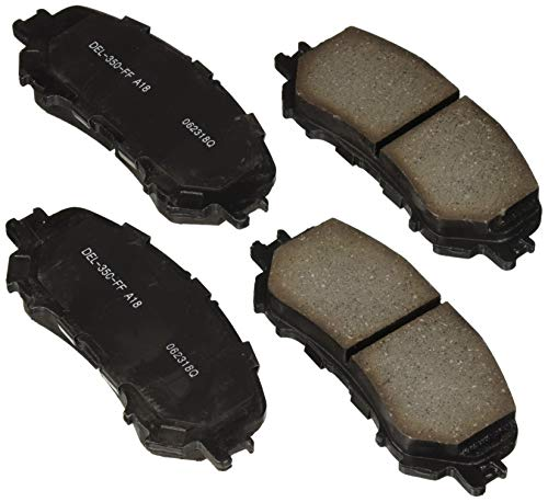 ACDelco 17D1737CH Professional Front Disc Brake Pad Set ()
