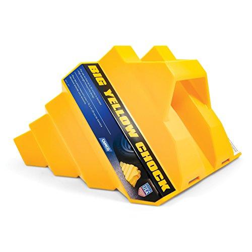 Camco 44419 Big Yellow Chock,1 Pack