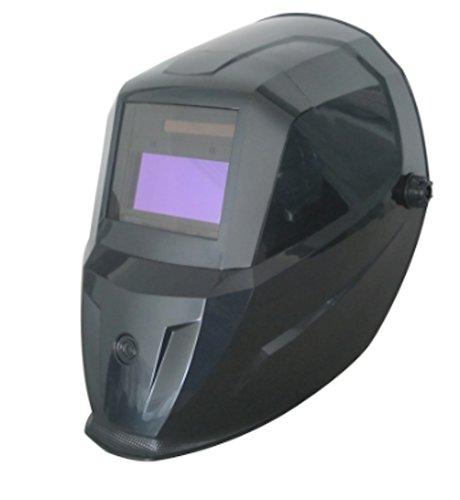 Kobalt Auto Darkening Gray Welding Helmet
