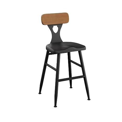 Amazon.com: Gsej-Barstools - Taburete industrial / silla de ...
