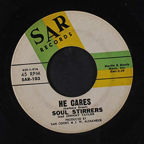 wade in the water 45 rpm single (The Soul Stirrers Wade In The Water)