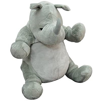 Nic Nac Plush Rhino 16 by Nick Nack