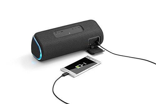 Sony SRS-XB41 Portable Wireless Bluetooth Speaker, Black (SRSXB41/B) by Sony (Image #6)