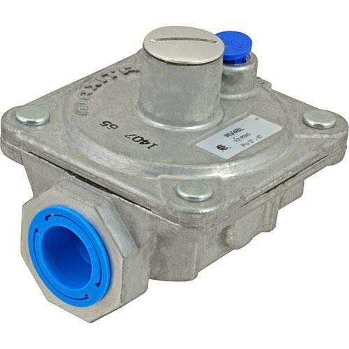 "WOLF 1/2"" NPT Natural Gas Pressure Regulator 3"" to, used for sale  Delivered anywhere in USA"