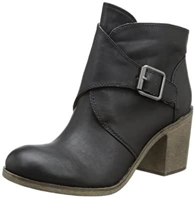 ZiGiny Women's Offwego Boot,Black Faux,6 M US