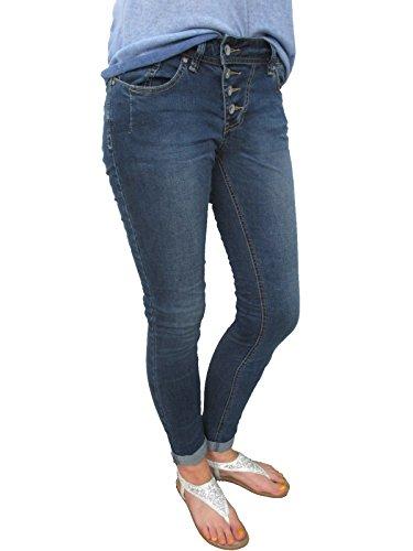 Middle Blu Women's Buena Jeans Vista gpWwXXnx